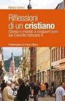 Riflessioni di un cristiano - Raffaele Cananzi