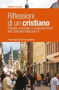 Copertina di 'Riflessioni di un cristiano'