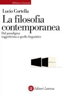 Copertina di 'La filosofia contemporanea'