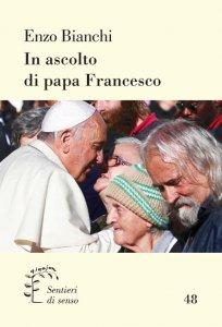 Copertina di 'In ascolto di papa Francesco'
