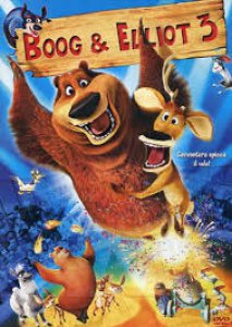 Copertina di 'Boog & Elliot 3'