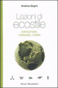 Copertina di 'Lezioni di ecostile'