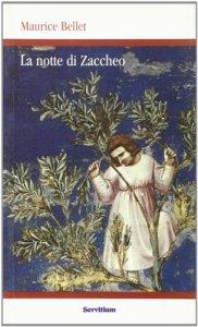 Copertina di 'La notte di Zaccheo'