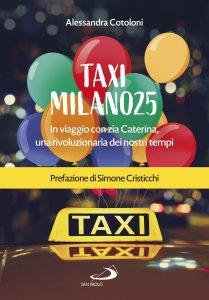 Copertina di 'Taxi Milano25'