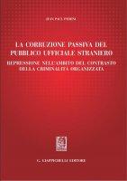 La corruzione passiva del pubblico ufficiale straniero - Jean Paul Pierini