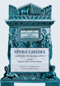 Copertina di 'Spvrii Lapides'