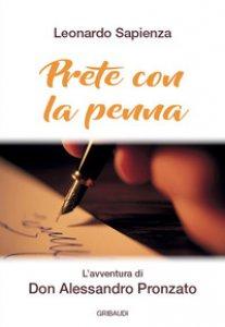 Copertina di 'Prete con la penna'