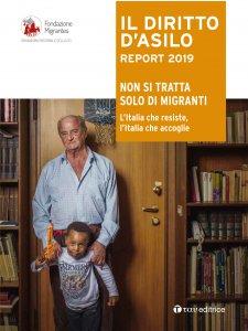 Copertina di 'Il diritto d'Asilo 2019'