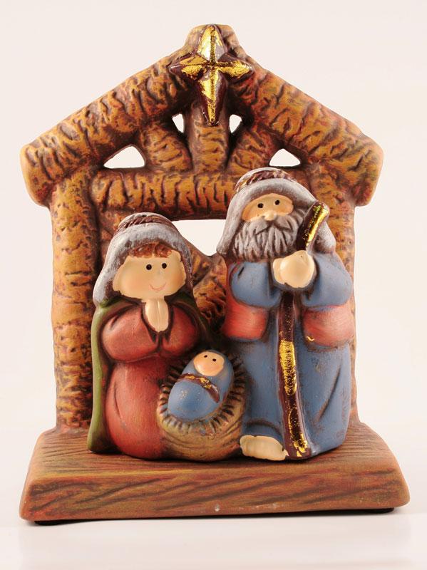 Presepio in ceramica, in ceramica, Presepi, Articoli Religiosi