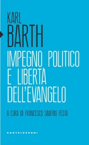 Copertina di 'Impegno politico e libertà dell'Evangelo'