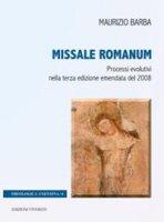 Missale Romanum - Maurizio Barba