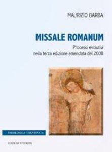 Copertina di 'Missale Romanum'