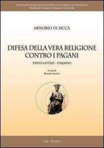 Copertina di 'Difesa della vera religione contro i pagani'