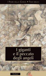 Copertina di 'I giganti e il peccato degli angeli'