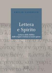 Copertina di 'Lettera e Spirito'