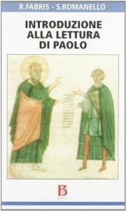 Copertina di 'Introduzione alla lettura di Paolo'