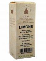 Olio essenziale limone 12 ml.