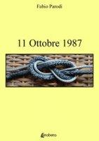11 ottobre 1987 - Parodi Fabio