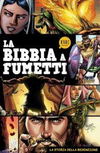 Copertina di 'La bibbia a fumetti'
