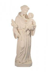"""Copertina di 'Statua in fibra di vetro di """"Sant'Antonio di Padova"""" - altezza 60 cm'"""