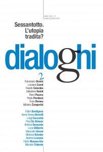 Copertina di 'Dialoghi. 2/2018: Sessantotto. L'utopia tradita?'