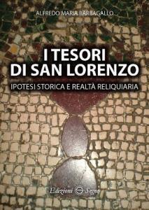 Copertina di 'I tesori di San Lorenzo'