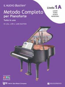 Copertina di 'Livello 1A: espansione della lettura. Il nuovo Bastien. Metodo completo per pianoforte. Tutto in uno. Con app'