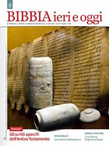 Copertina di 'Bibbia ieri e oggi. Numero 8/2018'