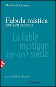 Copertina di 'Fabula mistica'