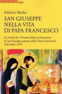 Copertina di 'San Giuseppe nella vita di Papa Francesco'