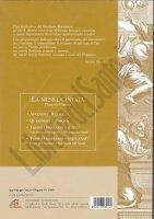 Immagine di 'La messa cantata. Spartiti'