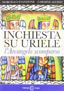 Copertina di 'Inchiesta su Uriele l'Arcangelo scomparso'