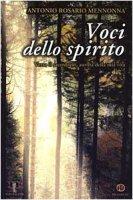 Voci dello spirito. Verso il sacerdozio, aurora della mia vita - Mennonna Antonio R.