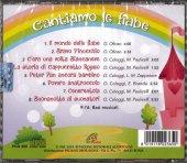 Immagine di 'Cantiamo le fiabe. Canzoni per bambini - Compilation. CD'