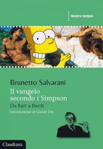 Copertina di 'Il Vangelo secondo i Simpson'