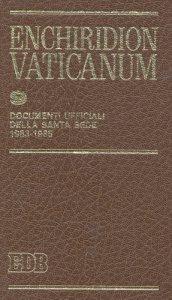 Copertina di 'Enchiridion Vaticanum. 9'