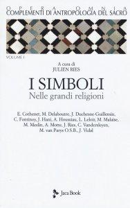 Copertina di 'I simboli nelle grandi religioni'
