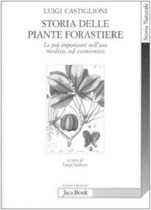 Copertina di 'Storia delle piante forastiere'