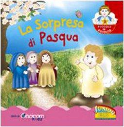 Copertina di 'La sorpresa di Pasqua'