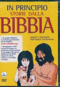 Copertina di 'Storie dalla bibbia. Con Guida (COF. 5 DVD).'