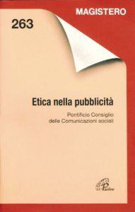 Copertina di 'Etica nella pubblicità'