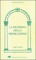 La filosofia della predicazione - Barzaghi Giuseppe