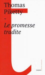 Copertina di 'Le promesse tradite'