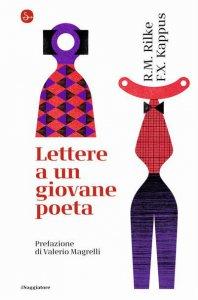 Copertina di 'Lettere a un giovane poeta'