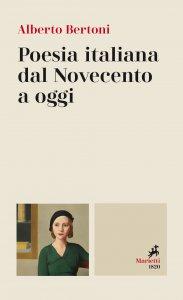 Copertina di 'Poesia italiana dal Novecento a oggi'