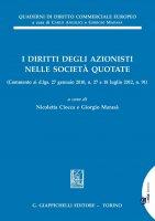 I diritti degli azionisti nelle società quotate - Francesco Casale, Nicoletta Ciocca, Laura Marchegiani