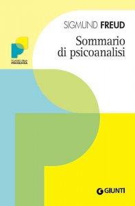 Copertina di 'Sommario di psicoanalisi'