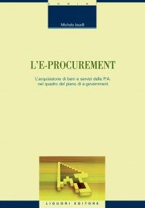 Copertina di 'L'e-procurement'