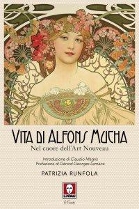 Copertina di 'Vita di Alfons Mucha'