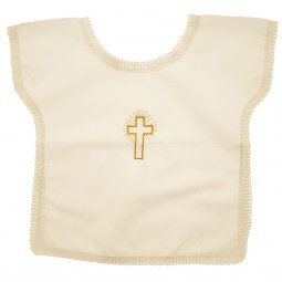 Copertina di 'Vestina battesimo ricamo a croce'